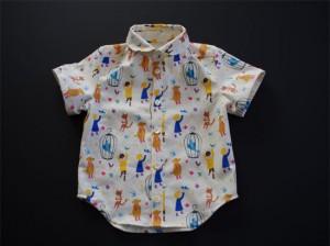子供シャツ・ショートパンツ
