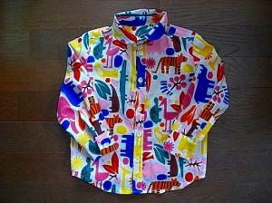 子供シャツ(ご注文品)