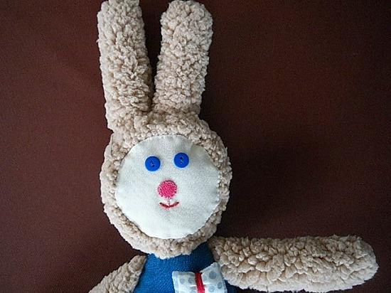 ウサギのふみえちゃん