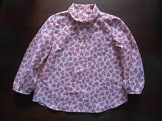 師匠のシャツ
