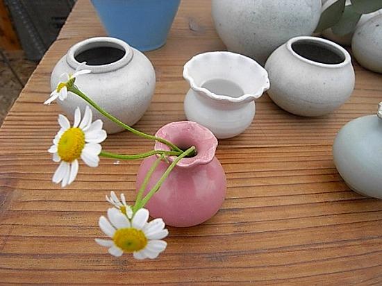 吉田さんの花器